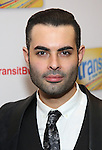 Adam Bashian attends the Broadway Opening Night Performance Press Reception for  'In Transit' at Circle in the Square Theatre on December 11, 2016 in New York City.