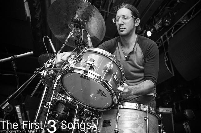 Jeremy Salken of Big Gigantic performs at Bogarts in Cincinnati, Ohio.