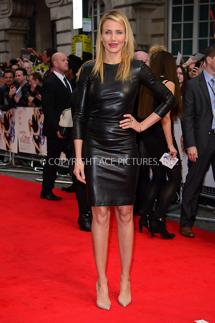 WWW.ACEPIXS.COM<br /> <br /> April 2 2014, London<br /> <br /> Cameron Diaz arriving at the UK Gala Screening of 'The Other Women' at the Curzon Mayfair on April 2 2014 in London<br /> <br /> By Line: Famous/ACE Pictures<br /> <br /> ACE Pictures, Inc.<br /> tel: 646 769 0430<br /> Email: info@acepixs.com<br /> www.acepixs.com