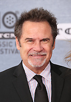 "11 April 2019 - Hollywood, California - Dennis Miller. 2019 10th Annual TCM Classic Film Festival - The 30th Anniversary Screening of ""When Harry Met Sally"" Opening Night  held at TCL Chinese Theatre. Photo Credit: Faye Sadou/AdMedia"