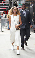 NEW YORK, NY - June 06: Leona Lewis at Good Morning America in New York. June 06, 2018 <br /> CAP/MPI/RW<br /> &copy;RW/MPI/Capital Pictures