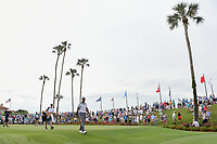 Tiger Woods (USA) makes his way down 3 during round 3 of The Players Championship, TPC Sawgrass, at Ponte Vedra, Florida, USA. 5/12/2018.<br /> Picture: Golffile | Ken Murray<br /> <br /> <br /> All photo usage must carry mandatory copyright credit (&copy; Golffile | Ken Murray)