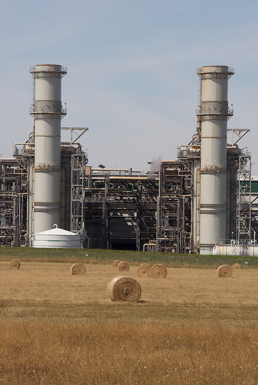 Chehalis Generation Facility, Chehalis, Washington State,  natural gas-fired combined-cycle electric generation facility