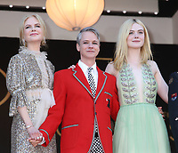 NICOLE KIDMAN, DIRECTOR JOHN CAMERON MITCHELL AND ELLE FANNING - RED CARPET OF THE FILM 'HOW TO TALK TO GIRLS AT PARTIES' AT THE 70TH FESTIVAL OF CANNES 2017 . 21/05/2017, CANNES, FRANCE. # 70EME FESTIVAL DE CANNES - RED CARPET 'HOW TO TALK TO GIRLS AT PARTIES'