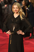 London, UK. 14 February 2016. Lily Donaldson. Red carpet arrivals for the 69th EE British Academy Film Awards, BAFTAs, at the Royal Opera House. © Vibrant Pictures/Alamy Live News