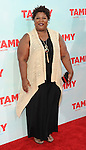 Cleo King arriving to the premiere of Tammy held at the TCL Chinese Theatre in  Los Angeles, CA. June 30, 2014.