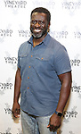 """Oberon K.A. Adjepong attends the Cast photo call for the Vineyard Theatre production of """"Good Gfief"""" on September 12, 2018 at the Vineyard Theatre in New York City."""