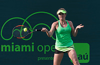 ELINA SVITOLINA (UKR)<br /> <br /> MIAMI OPEN, CRANDON PARK, KEY BISCAYNE, FLORIDA, USA<br /> <br /> &copy; TENNIS PHOTO NETWORK