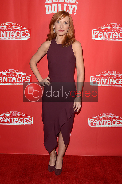 Karen Strassman<br /> at the Hello Dolly! Los Angeles Premiere, Pantages Theater, Hollywood, CA 01-30-19<br /> David Edwards/DailyCeleb.com 818-249-4998
