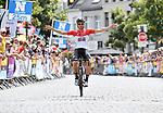 2018-07-07 / Wielrennen / Seizoen 2018 / GP Rik Van Looy Herentals / Brent Van Moer wint de eerste GP Rik Van Looy<br /> <br /> ,Foto: Mpics