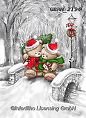 Roger, CHRISTMAS ANIMALS, WEIHNACHTEN TIERE, NAVIDAD ANIMALES, paintings+++++,GBRM2194,#xa#
