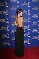LOS ANGELES - JUN 20: Denyse Tontz at The 41st Daytime Creative Arts Emmy Awards Gala in the Westin Bonaventure Hotel on June 20th, 2014 in Los Angeles, California