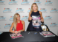 NEW YORK, NY - MARCH 13: Summer Rae and Natalya  attend the E!'s 'Total Divas' meet and greet at the NBC Experience Store on March 13, 2014 in New York City. © HP/Starlitepics. /NortePhoto