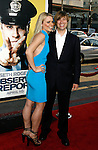 "HOLLYWOOD, CA. - April 06: Collette Wolfe and Writer/Director Jody Hill arrive at the Los Angeles premiere of ""Observe and Report"" at Grauman's Chinese Theater on April 6, 2009 in Hollywood, California."
