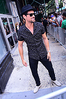 NEW YORK, NY- July 12: J.R. Ramirez in New York City at AOL Build on July 12, 2017. Credit: Anthony Terrero/MediaPunch
