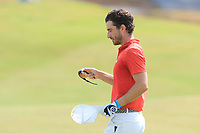 Alejandro Canizares (ESP) on the 9th fairway during Round 3 of the Australian PGA Championship at  RACV Royal Pines Resort, Gold Coast, Queensland, Australia. 21/12/2019.<br /> Picture Thos Caffrey / Golffile.ie<br /> <br /> All photo usage must carry mandatory copyright credit (© Golffile | Thos Caffrey)