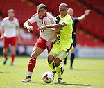 Che Adams of Sheffield Utd during the PDL U21 Final at Bramall Lane Sheffield. Photo credit should read: Simon Bellis/Sportimage