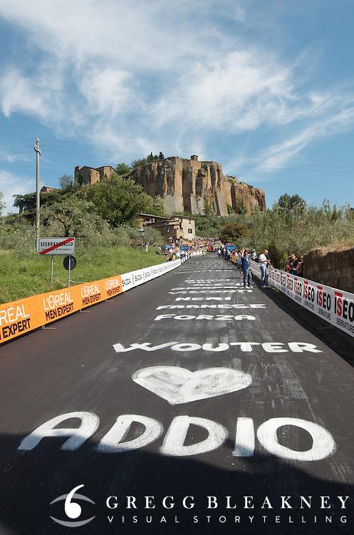 2011 Giro d' Italia Stage 5