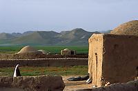 Afghan landscape