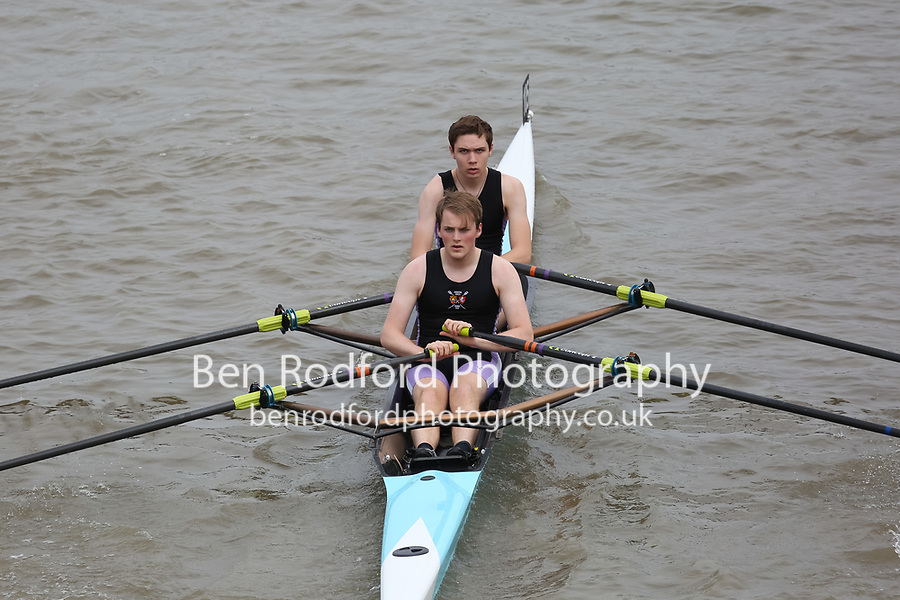 Crew: 105   MAV-WISE    Maidstone Invicta Rowing Club    Op 2x Club <br /> <br /> Pairs Head 2017<br /> <br /> To purchase this photo, or to see pricing information for Prints and Downloads, click the blue 'Add to Cart' button at the top-right of the page.