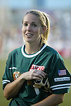 13 July 2003: Melissa Moore. The Boston Breakers defeated the Philadelphia Charge 3-1 at Boston University's Nickerson Field in Boston, MA in a regular season WUSA game..Mandatory Credit: Andy Mead/Icon SMI