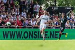 20.07.2019, Heinz-Dettmer-Stadion, Lohne, GER, Interwetten Cup, VfL Osnabrueck vs SV Werder Bremen<br /> <br /> im Bild<br /> Niklas Schmidt (VfL Osnabrueck #31), Benjamin Goller (Neuzugang Werder Bremen #39), <br /> <br /> Foto © nordphoto / Ewert