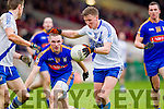 Denis Daly Saint Marys in action against Conor McGill Ratoath in the Semi Final of the Intermediate Club Championship at the Gaelic Grounds in Limerick on Sunday.