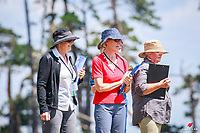 The Ground Jury during the CCI1* 1st Horse Inspection. 2017 NZL-Puhinui International 3 Day Event. Auckland. Thursday 7 December. Copyright Photo: Libby Law Photography