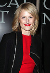 Mamie Gummer attending the Broadway Opening Night Performance of 'Cat On A Hot Tin Roof' at the Richard Rodgers Theatre in New York City on 1/17/2013