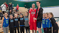 Special Olympics basketball tournament held at St. Patrick's High School