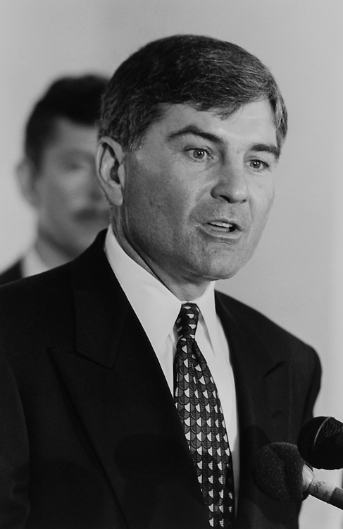 Rep. Greg White, R-Ohio on May 11, 1994. (Photo by Chris Martin/CQ Roll Call via Getty Images)