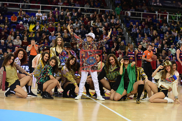 League ACB-ENDESA 2016/2017 - Game: 13.<br /> FC Barcelona Lassa vs Divina seguros Joventut: 79-77.<br /> Dream Cheers.