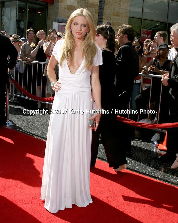 Mackenzie Mauzy.Daytime Emmys 2007.Kodak Theater.Los Angeles, CA.June 15, 2007.©2007 Kathy Hutchins / Hutchins Photo....