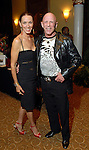 Sue and Lester Smith at the Una Notte in Italia dinner and fashion show at the InterContinental Hotel Friday Nov. 07, 2008. (Dave Rossman/For the Chronicle)