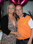Gerard and sandra McGuirk pictured at Ann Healy's 50th birthday in the black Bull. Photo: www.colinbellphotos.com