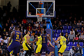 8th December 2017, Palau Blaugrana, Barcelona, Spain; Turkish Airlines Euroleague Basketball, FC Barcelona Lassa versus Fenerbahce Dogus Istanbul; Kevin Seraphin of FC Barcelona in action