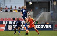 Sandy, Utah - Thursday June 07, 2018: Allie Long during an international friendly match between the women's national teams of the United States (USA) and China PR (CHN) at Rio Tinto Stadium.