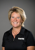 Kathryn Imrie of the Stanford golf team.
