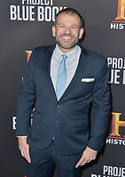 "03 January 2019 - Los Angeles, California - David O'Leary. ""Project Blue Book"" History Scripted Series Los Angeles Premiere held at Simon House. Photo Credit: AdMedia"