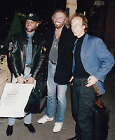 1980 <br /> Maurice, Barry Gibb and Robin Gibb<br /> Bee Gees<br /> Photo By John Barrett-PHOTOlink.net/MediaPunch