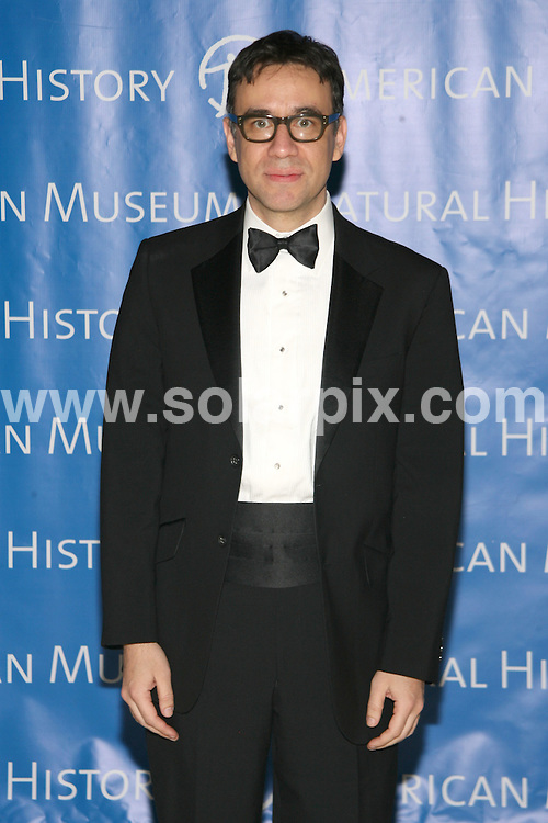 **ALL ROUND PICTURES FROM SOLARPIX.COM**.**SYNDICATION RIGHTS FOR UK, SPAIN, PORTUGAL, AUSTRALIA, S.AFRICA & DUBAI (U.A.E) ONLY**.The Museum Gala 2008 at The Museum of Natural History in Central Park West in New York City, New York in the USA. .This pic:Fred Armisen..JOB REF:7973-PHZ/Sylvain Gaboury   DATE:20-11-08 .**MUST CREDIT SOLARPIX.COM OR DOUBLE FEE WILL BE CHARGED* *UNDER NO CIRCUMSTANCES IS THIS IMAGE TO BE REPRODUCED FOR ANY ONLINE EDITION WITHOUT PRIOR PERMISSION*