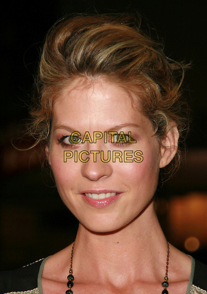 """JENNA ELFMAN.""""Shooter"""" Los Angeles Premiere held at Mann Village Theatre, Westwood, California, USA, 08 March 2007..portrait headshot .CAP/ADM/CH.©Charles Harris/AdMedia/Capital Pictures."""