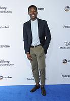 21 May 2017 - Burbank, California - Brandon Michael Hall. ABC Studios and Freeform International Upfronts held at The Walt Disney Studios Lot in Burbank. Photo Credit: Birdie Thompson/AdMedia