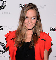 NEW YORK, NY - JUNE 24 :Louisa Krause  pictured at the Premiere of premiere of RADiUS-TWC's SNOWPIERCER at MOMA in New York City, June 24, 2014 in New York City.© HP/ Starlitepics.