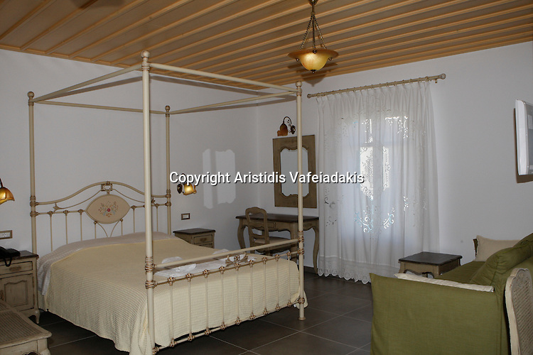 Hotel Mesaria in Kythnos island Cyclades Greece