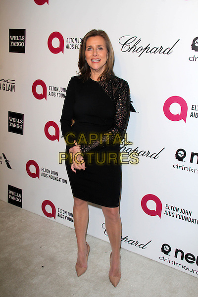 WEST HOLLYWOOD, CA - March 02: Meredith Vieira at the 22nd Annual Elton John AIDS Foundation Oscar Viewing Party, Private Location, West Hollywood,  March 02, 2014.  <br /> CAP/MPI/JO<br /> &copy;Janice Ogata/MediaPunch/Capital Pictures