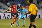 En el estadio Metropolitano de Barranquilla, Uniautónoma FC y Atlético Nacional empataron 1-1 por la fecha 7 del Torneo Clausura Colombiano 2015.