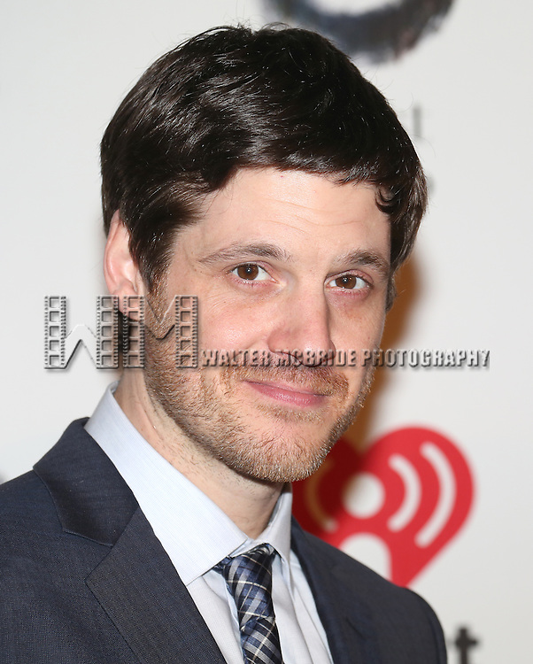 Michael Esper attends the Broadway Opening Night After Party for 'The Last Ship' at Pier 60 on October 26, 2014 in New York City.
