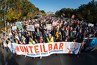 2018/10/13 Politik | Demonstration #unteilbar