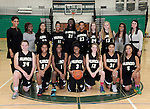 12-8-14, Huron High School girl's junior varsity basketball team